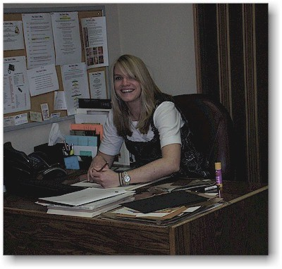 Anne Marie Gravelle started on December 31, 2007 as another one or our skilled Showroom staff, leaving to move to sunny San Diego in 2009.