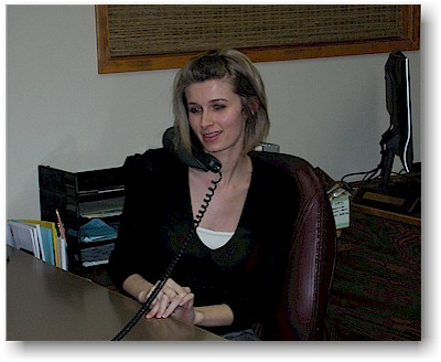 In December 2006 we had a vacancy in our Showroom and we were fortunate to find Jennifer Marseilles in February 2007.
