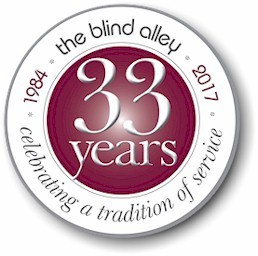 2014 is The Blind Alley's 30th Anniversary!