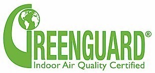 Certain Hunter Douglas Designer Screen Shade fabrics have been certified as safe for Children and Schools and for indoor air quality by the Greenguard Environmental Institute. Click here for more information.